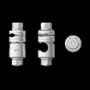 RÓTULA TUBO/TUBO 11.0mm