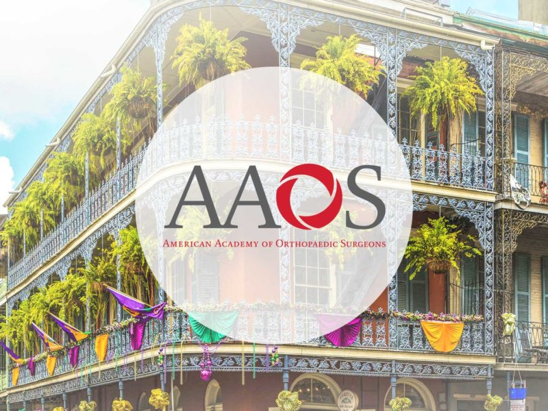 AAOS Meeting - Ernest Morial Convention Center, New Orleans, USA