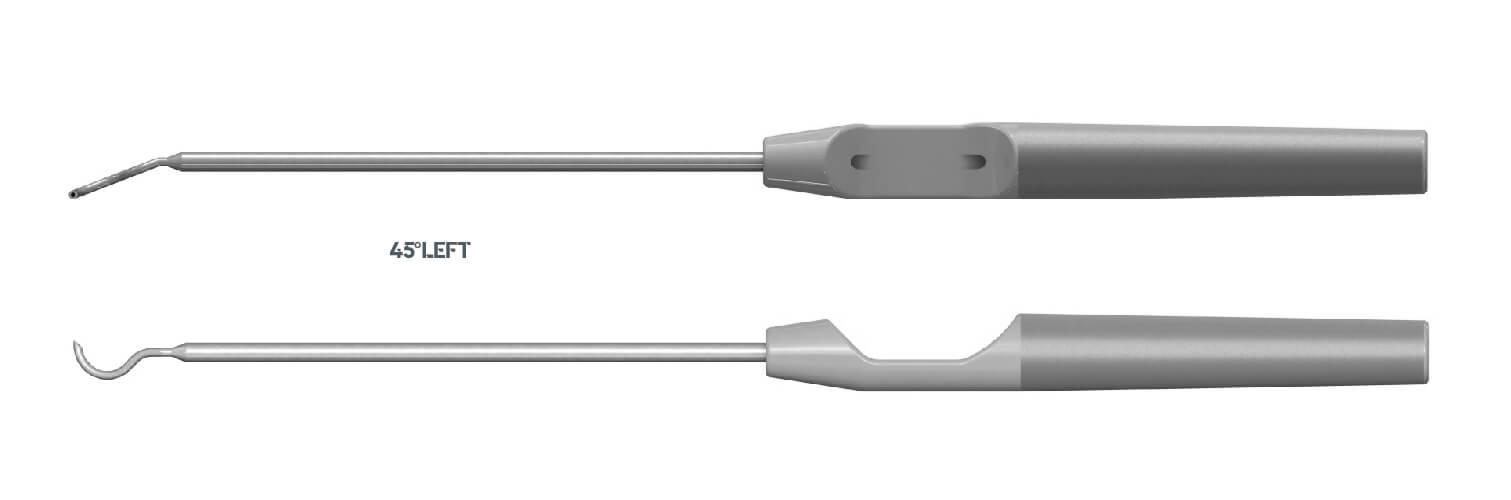 3330 - Suture PASS - Pasador de suturas en técnicas artroscópicas - 45º LEFT