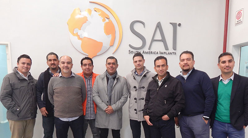 SAI EXPANDS INTERNATIONALLY - South America Implants