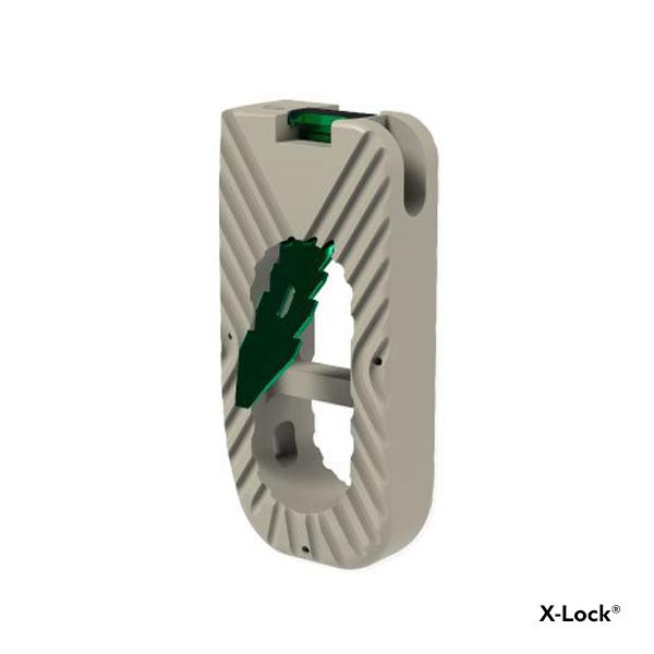 1800 - Sistema de abordaje lateral XLOCK - Caja intersomática