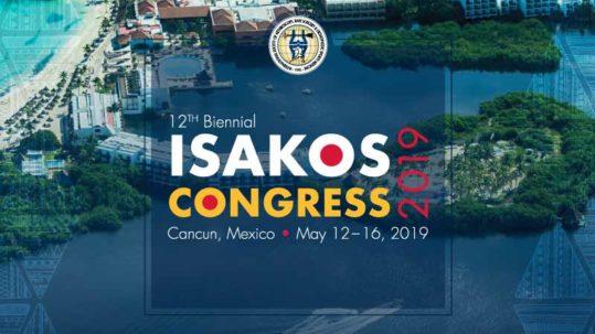 12th Biennial ISAKOS Congress in Cancun, Mexico