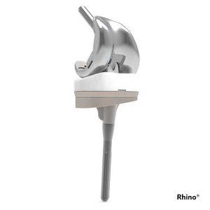 Rhino - Reemplazo Total de Rodilla - Sistema de Revisión